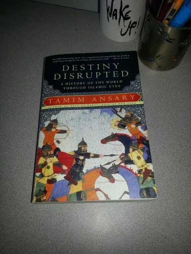 Cover of Destiny Disrupted by Tamim Ansary