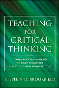 Image - Cover of teaching for Critical Thinking