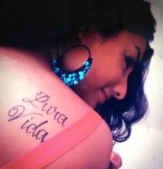 """Image - tattoo """"Pura Vida"""""""