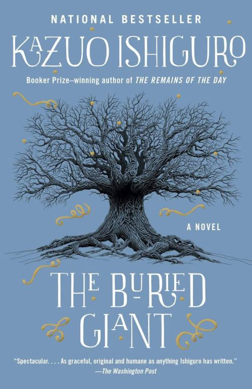 Image - cover of The Buried Giant by Kazuo Ishiguro