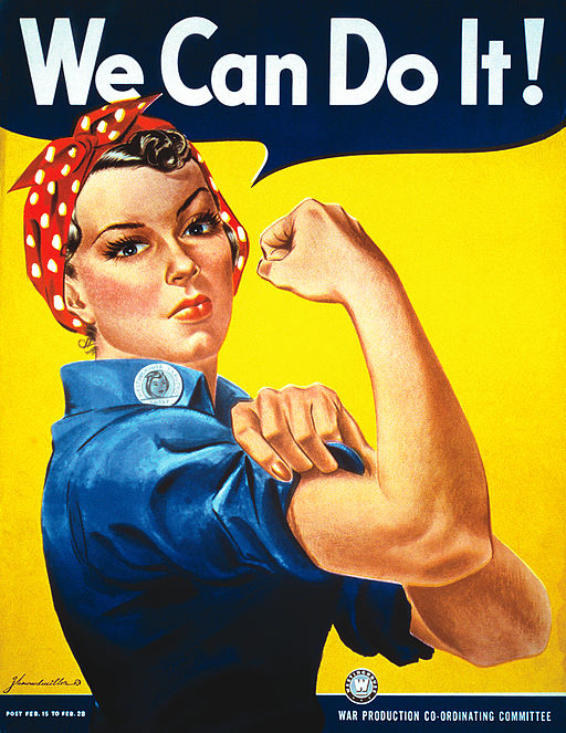 Image - We Can Do It propaganda poster