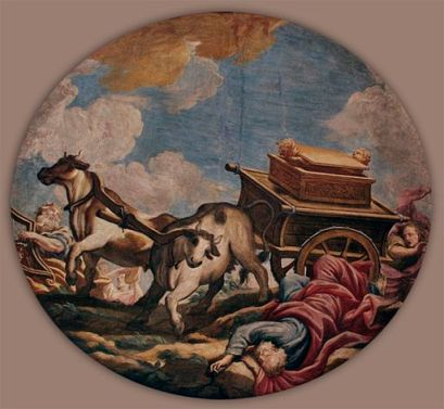 Image Death of Uzza