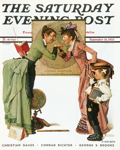 Image Cover of Saturday Evening Post