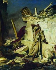 Image artwork of Jeremiah