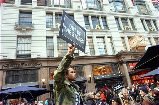 Image Black Lives Matter Black Friday 2014