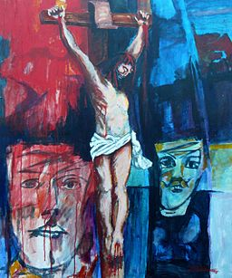 Image crucifixion