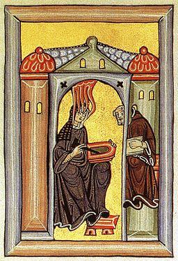 Image - Hildegard of Bingen
