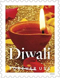 Image - Diwali stamp, 2016