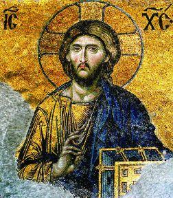 Image - Christ Pantocrator