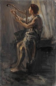 Jozef Israels - David