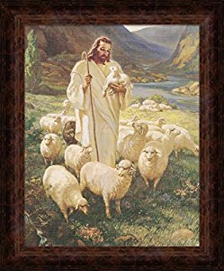 Warner Sallman's Good Shepherd