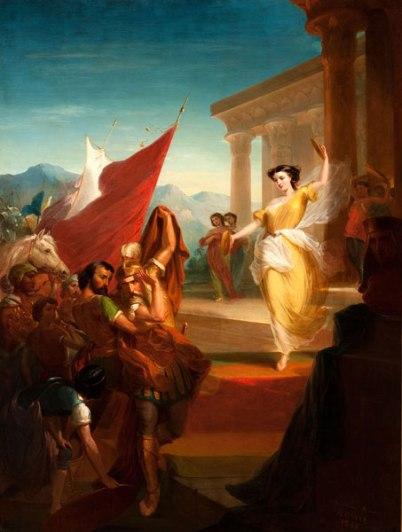 Jephthah's daughter Judges 11