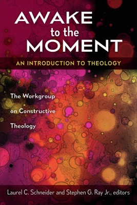 the cover of the book Awake to the Moment