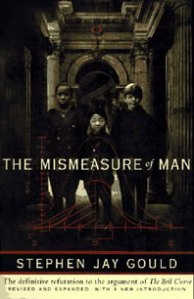 cover of The Mismeasure of Man