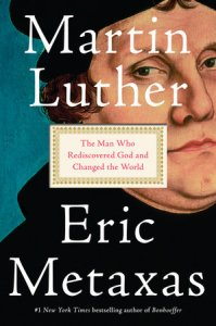 cover of Martin Luther by Eric Metaxas