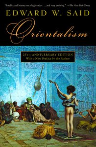 image of the cover of Orientalism