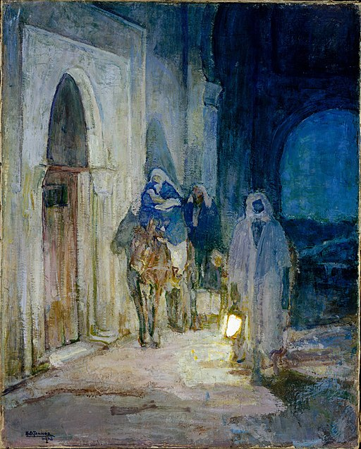 Henry_Ossawa_Tanner_-_Flight_into_Egypt_(1923) small