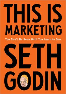 cover of This is Marketing by Seth Godin