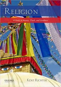 Cover of the book shows a Tibetan stupa and prayer flags