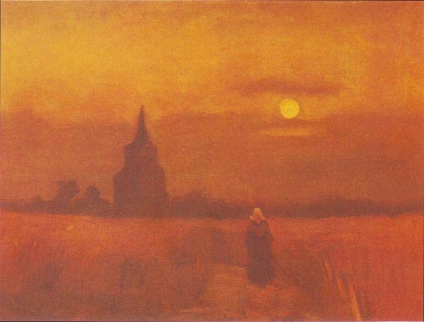 Van_Gogh_-_Der_alte_Friedhofsturm_in_Nuenen2