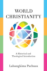 cover of World Christianity by Lalsangkima Pachuau