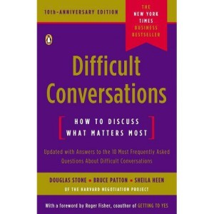 cover Difficult Conversations