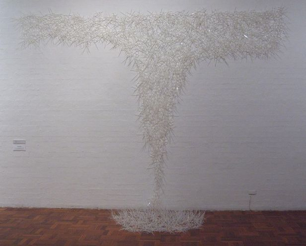 image of a work of modern art