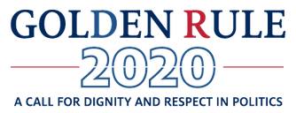 logo from Golden Rule 2020 website to be linked to website