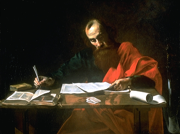Saint Paul writing