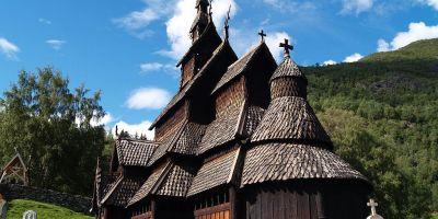 Norwegian stavekirk, Borgund