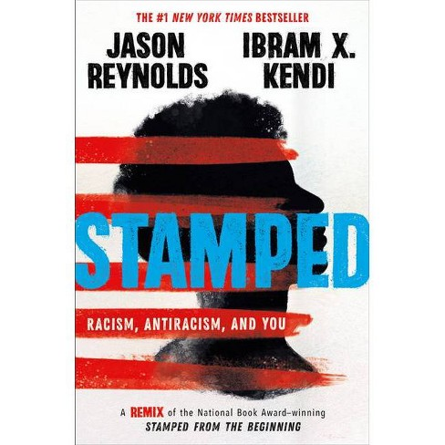 Cover of *Stamped*