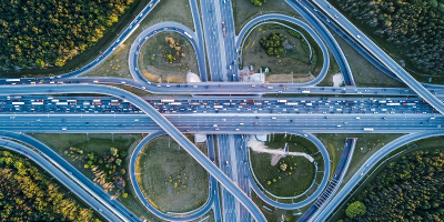 traffic interchange